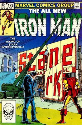 Iron Man Vol. 1 (1968-1996) (Comic book) #173