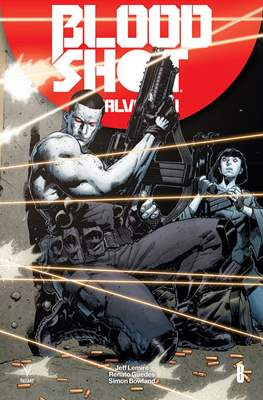 Bloodshot Salvation (Variant Covers) (Grapa) #8