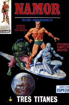 Namor Vol. 1 (1970-1974) (Rústica 128 pp) #16