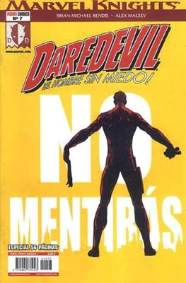 Daredevil. Marvel Knights. Vol. 2 (Grapa) #7