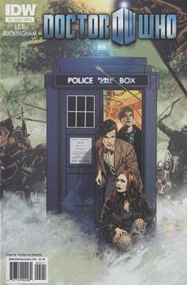 Doctor Who - Vol. 2 #5