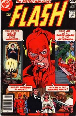 Flash vol. 1 (1959-1985) (Grapa, 32 págs.) #260