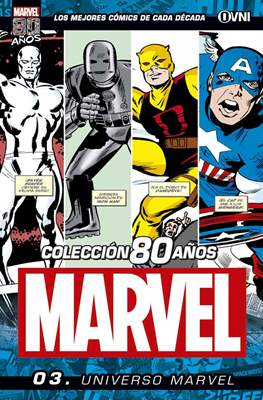 Coleccion Marvel 80 Años (Rústica) #3