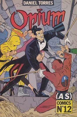 (AS) Comics (Agrafé) #12