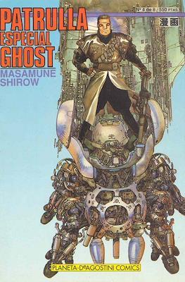Patrulla Especial Ghost #4