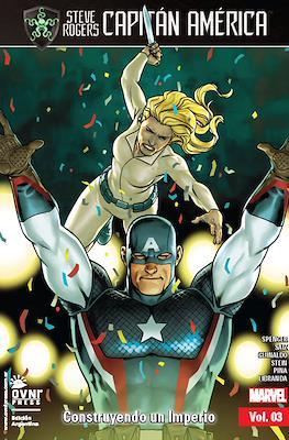 Capitán América (Tomos Recopilatorios) #3