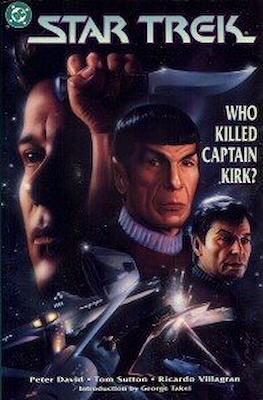 Star Trek: Who killed Captain Kirk