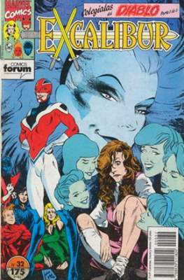 Excalibur Vol. 1 (1989-1995) (Grapa) #32