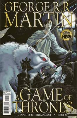 A Game Of Thrones (Comic Book) #17