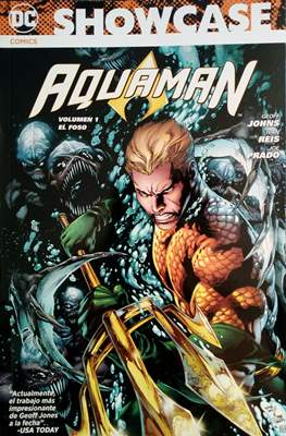 Aquaman Showcase