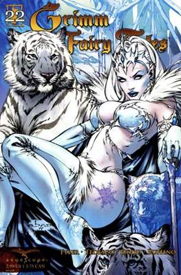 Grimm Fairy Tales (Comic Book) #22
