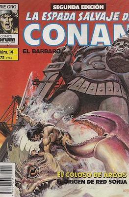 La Espada Salvaje de Conan Vol. 1. 2ª edición (Grapa. 64 páginas) #14