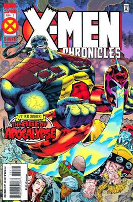 X-Men Chronicles Vol. 1 (Comic Book) #2