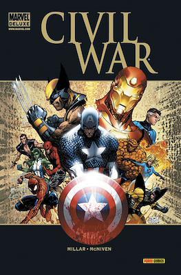 Civil War. Marvel Deluxe