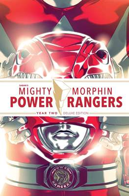 Mighty Morphin Power Rangers (DELUXE EDITION) #2
