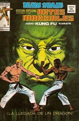 Relatos salvajes: Artes marciales Judo - Kárate - Kung Fu Vol. 1 (Rústica 52-68 pp. 1975-1979) #35