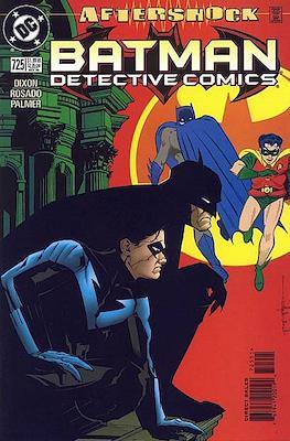 Detective Comics Vol. 1 (1937-2011; 2016-) (Comic Book) #725