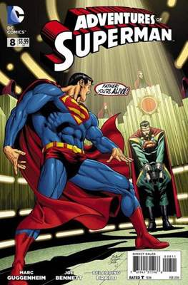 Adventures of Superman Vol. 2 (2013-2014) #8