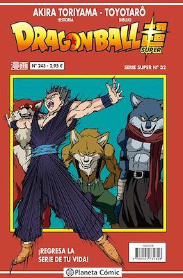Dragon Ball Super (Rústica) #243