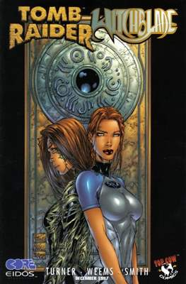 Tomb Raider / Witchblade (Variant Cover)