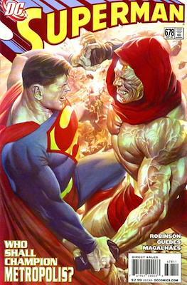 Superman Vol. 1 / Adventures of Superman Vol. 1 (1939-2011) #678