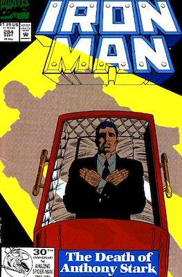 Iron Man Vol. 1 (1968-1996) (Comic book) #284