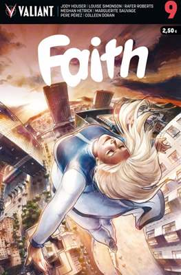 Faith (Grapa 24 pp) #9