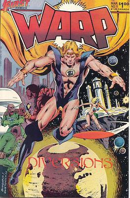 Warp (Comic Book) #11