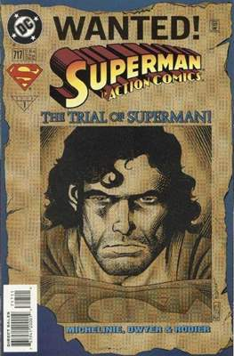 Action Comics Vol. 1 (1938-2011; 2016-) (Comic Book) #717