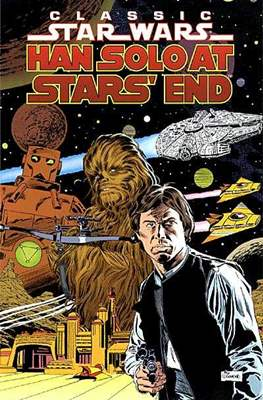 Classic Star Wars: Han Solo at Star's End