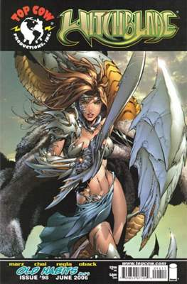 Witchblade (Comic Book) #98