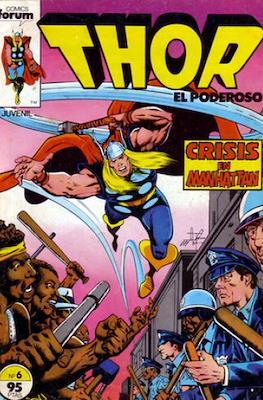 Thor, el Poderoso (1983-1987) #6