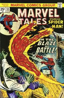 Marvel Tales (Comic Book) #58