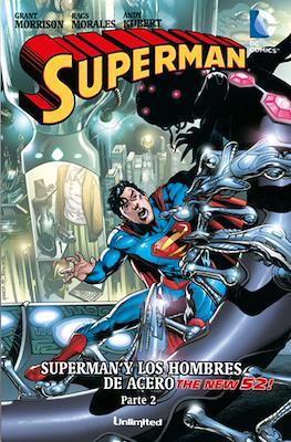 Superman y los hombres de acero (Rústica) #2