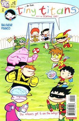 Tiny Titans (Comic-Book) #2