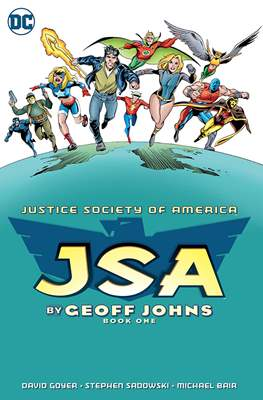 JSA by Geoff Johns (Softcover 392-400 pp) #1