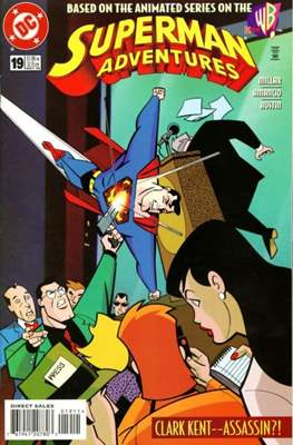 Superman Adventures (Comic Book) #19