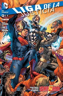 Liga de la Justicia. Nuevo Universo DC / Renacimiento (Grapa) #9
