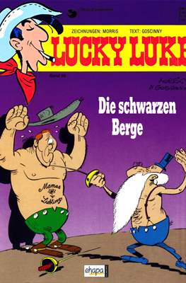 Lucky Luke (Softcover) #59