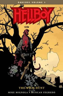 Hellboy Omnibus (Softcover) #3