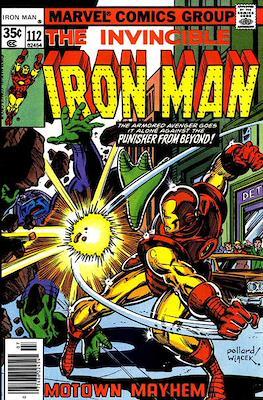 Iron Man Vol. 1 (1968-1996) #112