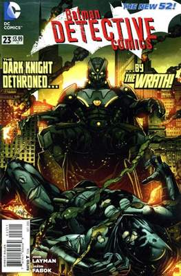 Detective Comics Vol. 2 (2011-2016) (Comic-Book) #23