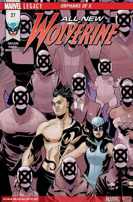 All-New Wolverine (2016-) #27