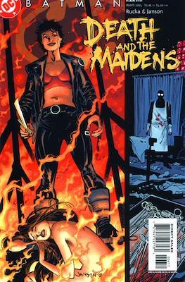 Batman: Death and the Maidens (Cómic grapa) #6
