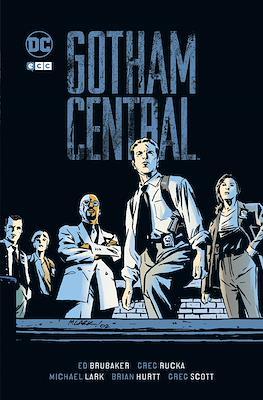 Gotham Central (Cartoné 424 pp) #1