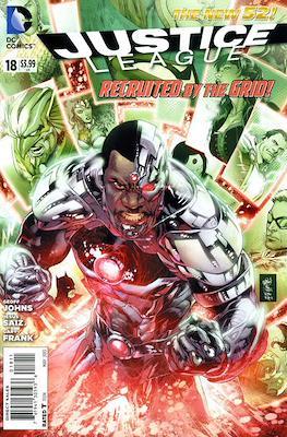 Justice League Vol. 2 (2011-2016) (Comic-Book) #18