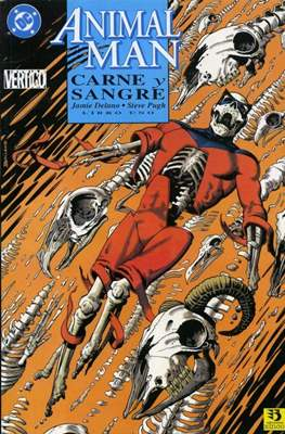 Animal Man: Carne y sangre
