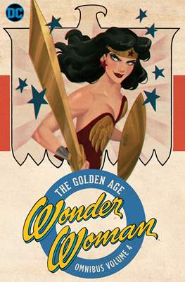 Wonder Woman: The Golden Age Omnibus (Hardcover 776-768-816 pp) #4