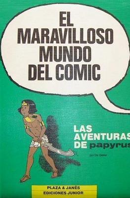 El Maravilloso Mundo del Comic (Cartoné acolchado con guaflex) #2