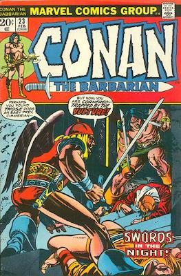 Conan The Barbarian (1970-1993) (Grapa, 32 págs.) #23
